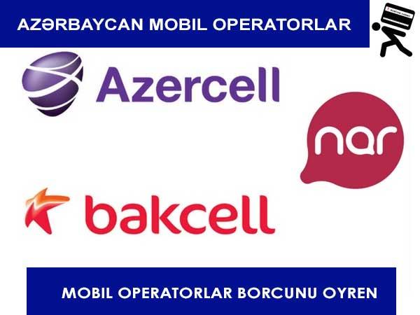 Azərbaycan Mobil Operatorlar