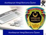 Azərbaycan Vergi Borcunu Oyren