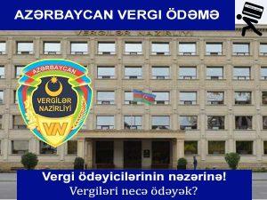 Azərbaycan Vergilər Nazirliyi