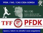 Türkiye Futbol Federasyonu – Sporcu Ceza Sorgulama