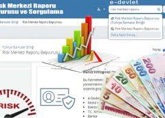 Risk Merkezi Raporu Başvurusu ve Sorgulama
