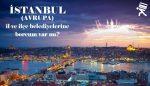 İstanbul Avrupa Belediyeleri Borç Sorgulama