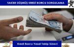 Takibe Düşmüş Kredi Borcu Sorgulama